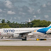 TAME A320<br /> Ft. Lauderdale