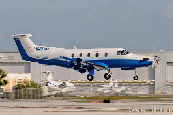 Pilatus PC-12--47E