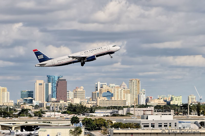 Airbus A320-231<br /> Ft. Lauderdale