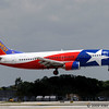 Southwest Boeing 737<br /> Lone Star livery