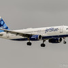 "Airbus A320 ""Honk if you love Blue"""