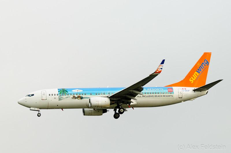 Sunwing - Boeing 737
