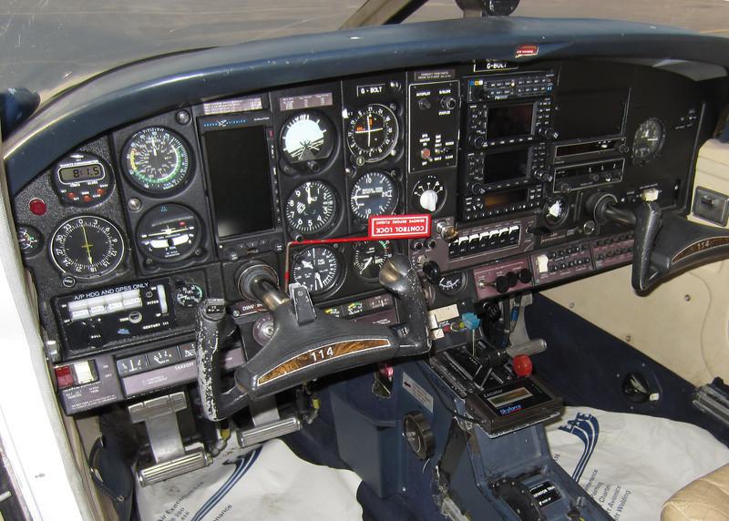The new-look avionics