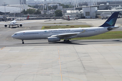 PK-GPE GARUDA INDONESIA A330