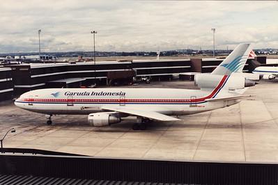 N917JW GARUDA INDONESIA DC-10-10