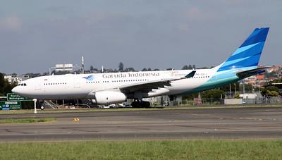 PK-GPJ GARUDA INDONESIA A330-200