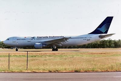 PK-GAT GARUDA INDONESIA A330-600