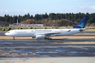 PK-GPD GARUDA INDONESIA A330-300