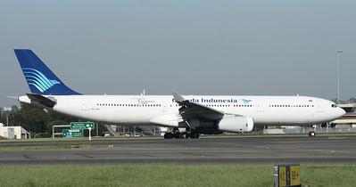 PK-GPG GARUDA INDONESIA A330-300