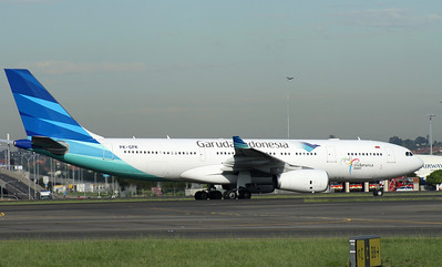 PK-GPK GARUDA INDONESIA A330-200