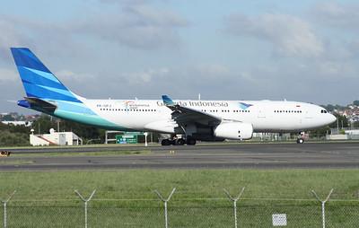 PK-GPJ GARUDA INDONESIA A330-300