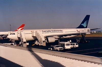 Garuda Airbus A300