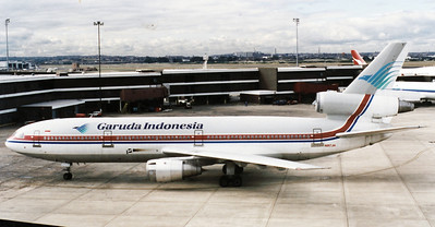 N917JW GARUDA INDONESIA DOUGLAS DC-10