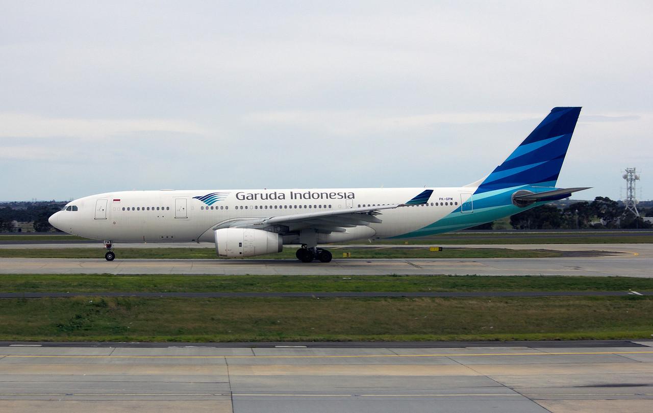 PK-GPM GARUDA A330-200