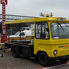 The Aurigny Milk Float