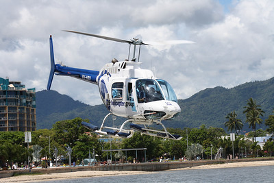 VH-HZO BELL-206 GREAT BARRIER REEF HELICOPTERS