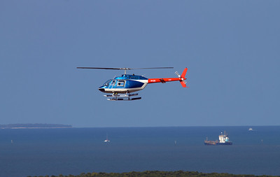 VH-CDS GBR HELICOPTERS BELL-206B