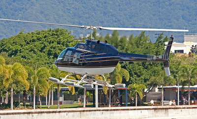 VH-BHU GREAT BARRIER HELICOPTERS BELL-206B