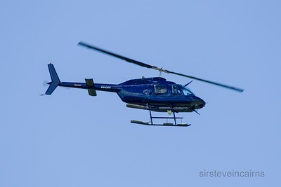 VH-CHV GBR HELICOPTERS  BELL-206B