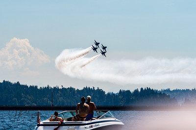 Blue Angels - Seafair 2018
