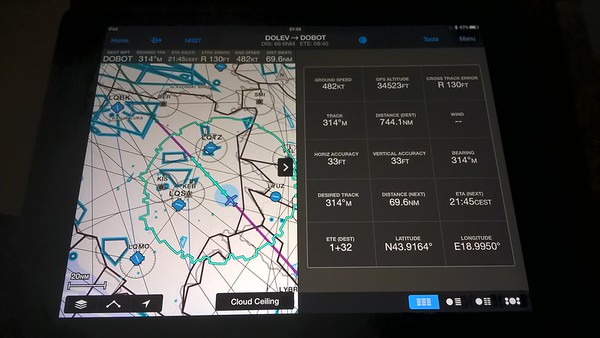Garmin GLO and Garmin Pilot