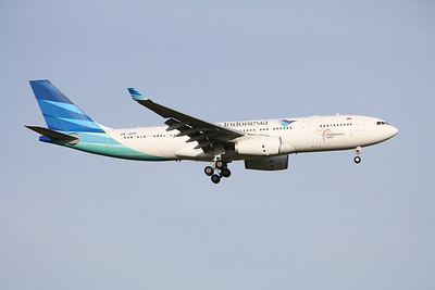 Garuda Indonesia Airbus A330-243 PK-GPH