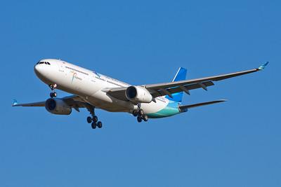 Garuda Indonesia Airbus A330-300 PK-GPG