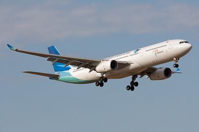 Garuda Indonesia Airbus A330-300 PK-GPF