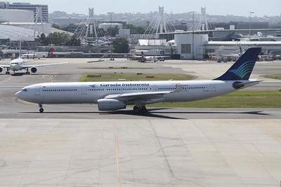 Garuda Indonesia Airbus A330-300 PK-GPE
