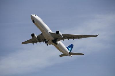 Garuda Indonesia Airbus A330-300 PK-GPA
