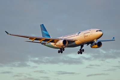 Garuda Indonesia Airbus A330-200 PK-GPK