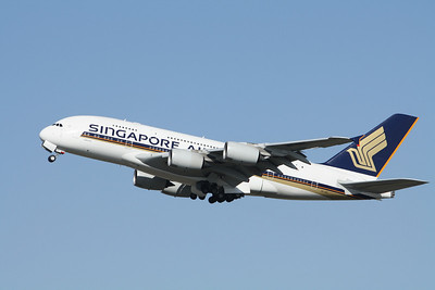 SINGAPORE AIRLINES 9V-SKC A380-800