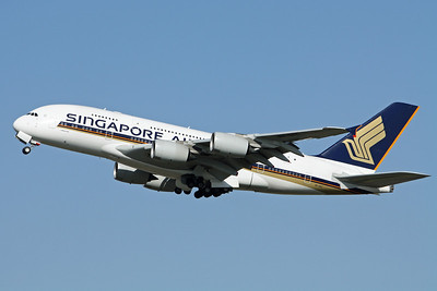 Singapore Airlines Airbus A380-800 9V-SKC