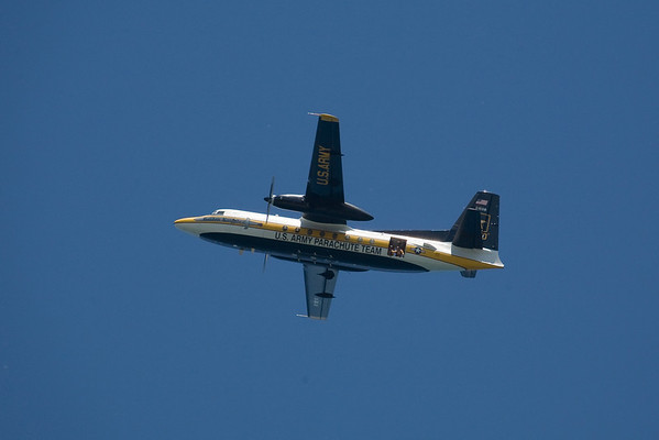Gary Indiana Air Show 2008 Thunderbirds
