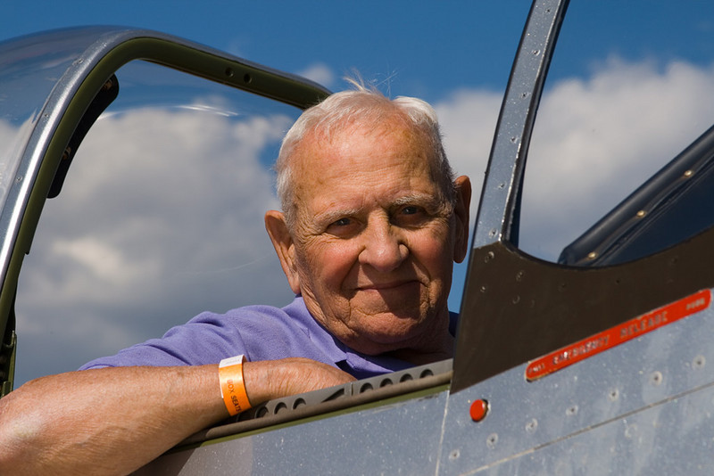 Lt. William Bunn. 307th FS, 31st FG  1944-1945.