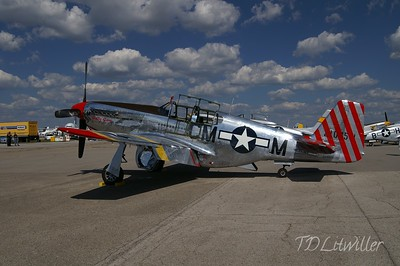 P-51 B/C Mustang  Gathering of Mustangs and Legends