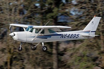 N64895 (s/n 15281461) Cessna 152