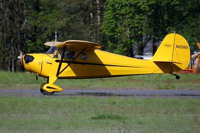 N22365  Aeronca 65-LA