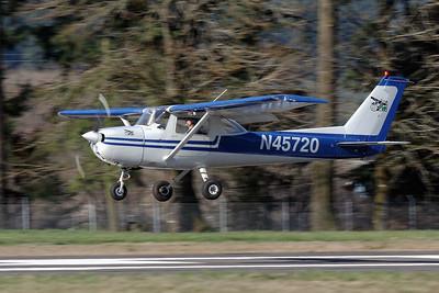 N45720 (s/n 15077035)  Cessna 150M