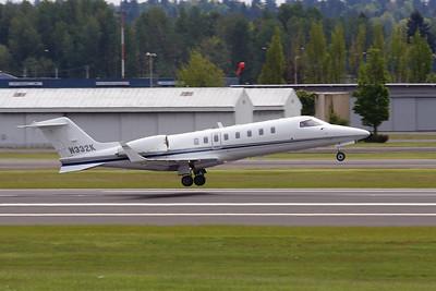N332K (Serial Number 169)  Learjet 45