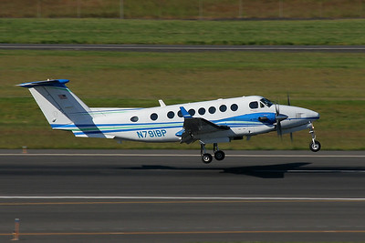 Hawker Beechcraft B300 N791BP (s/n FL-551)