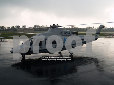 N154US, a Sikorsky S-76B