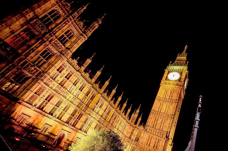The Palace of Westminster and Big Ben