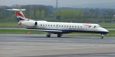 BA Citiexpress ERJ145 G-ERJC