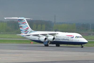 BA CitiExpress RJ100 G-BZAT