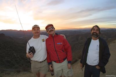 Tim Cone, Joe Wurts and Steve Drake