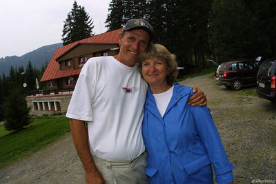 Dan and Linda