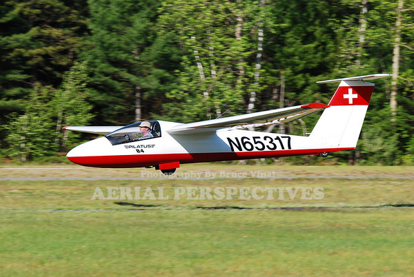 N65317 - 1976 Pilatus B4-PC11 Greater Boston Soaring Club