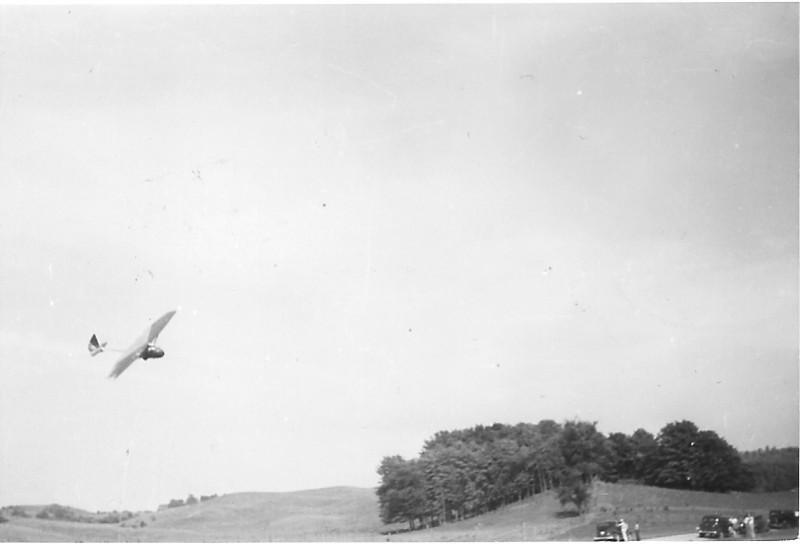 Cinema II making approach for landing.