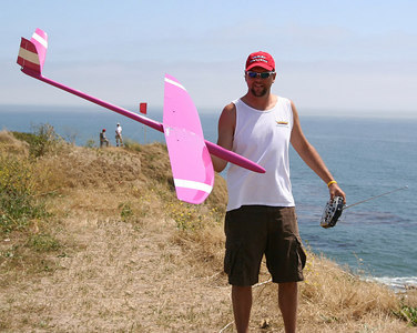 gliderking with RaceM at Whitepoint CA